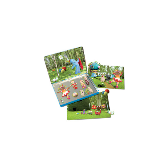 In the Night Garden - Magnetic Playset