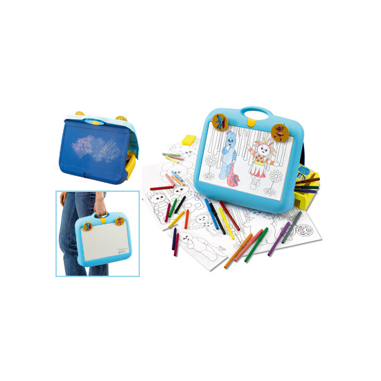 In the Night Garden - Fold and Go Easel
