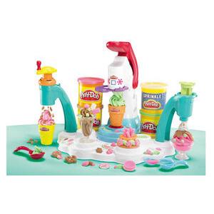 Photo of Play-Doh - Magic Swirl Ice Cream Shop Toy