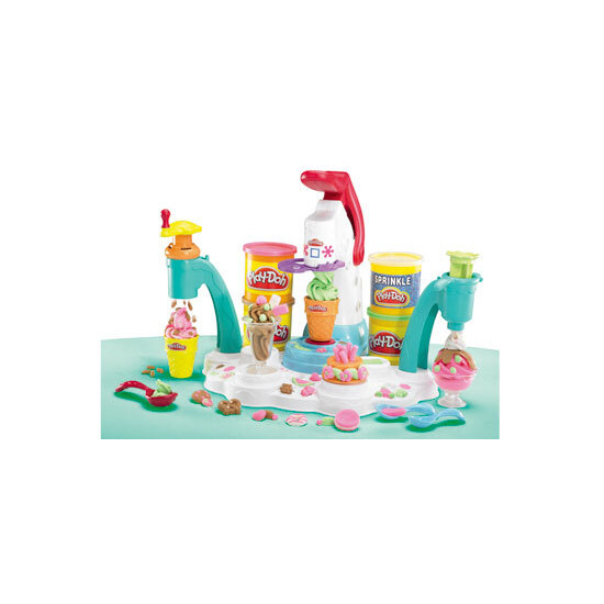Play-Doh - Magic Swirl Ice Cream Shop