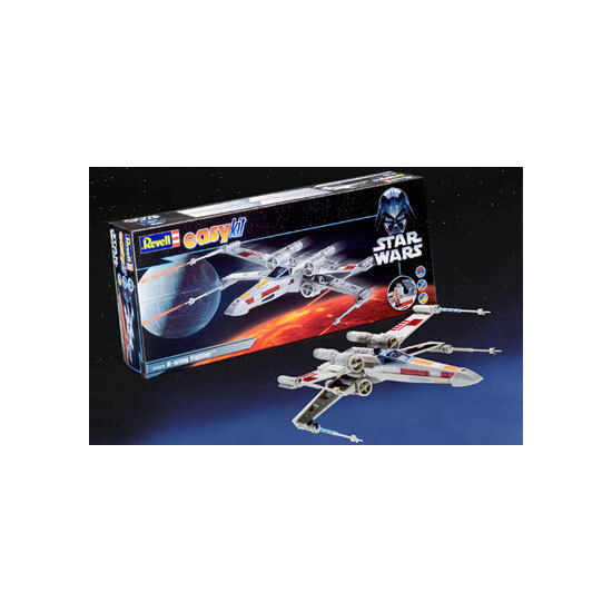 Revell - Star Wars Saga X-wing Fighter