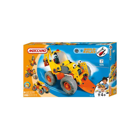 Meccano Build & Play - Excavator