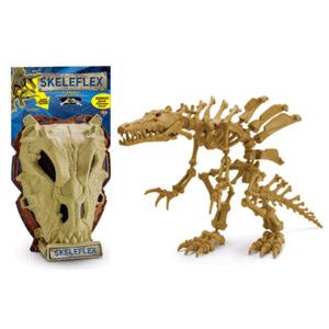 Photo of Skelflex Dinosaur Skull Toy