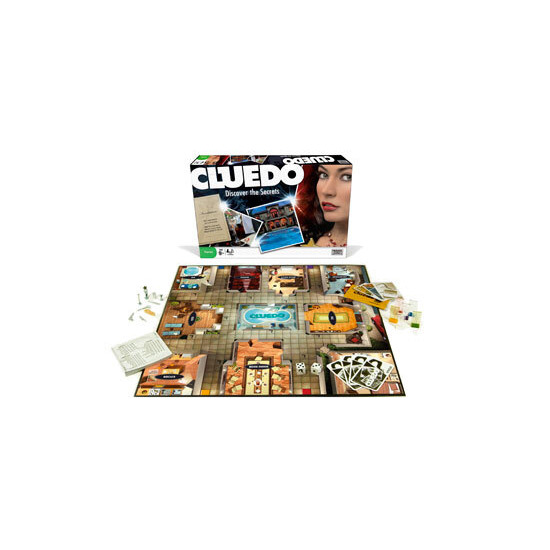 Cluedo - Discover the Secrets