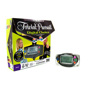 Photo of Trivial Pursuit Digital Choice Toy