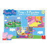 Photo of Peppa Pig Trio Puzzle Toy