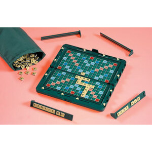 Photo of Magnetic Pocket Scrabble Toy