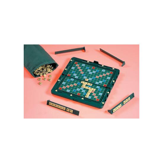 Magnetic Pocket Scrabble