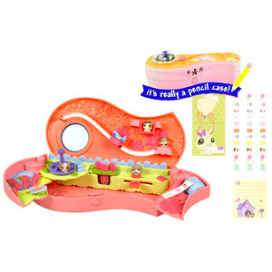 Photo of Littlest Pet Shop - Teeniest Tiniest Pencil Case Toy