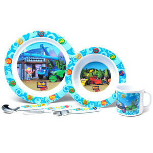 Photo of Bob The Builder - Tableware Set Toy