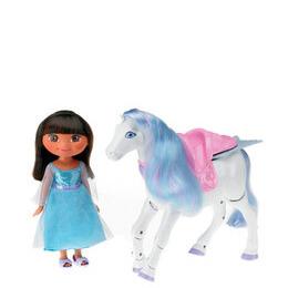 Dora and Pegasus Reviews