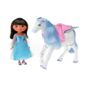 Photo of Dora and Pegasus Toy