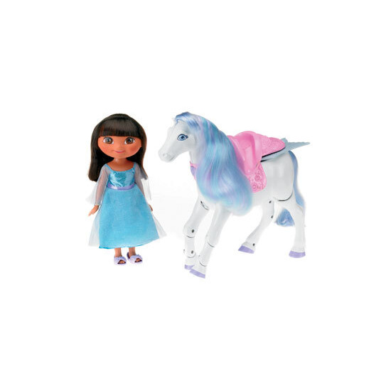 Dora and Pegasus
