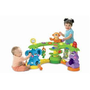 Photo of Fisher-Price - Crawl and Cruise Jungle Toy