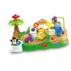 Photo of Fisher Price - Magic Motion Zoo Toy