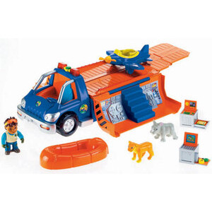 Photo of Go Diego Go! - Mobile Rescue Unit Toy