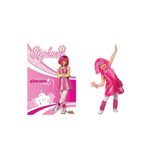 Lazy Town - Stephanie Dress Up