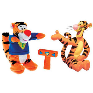 Photo of Winnie The Pooh Roll To The Rescue Sleuth Tigger Toy