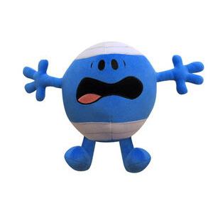 Photo of MR Men Large Plush - MR Bump Toy