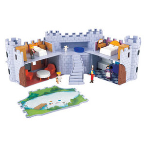 Photo of Little Princess Castle Toy