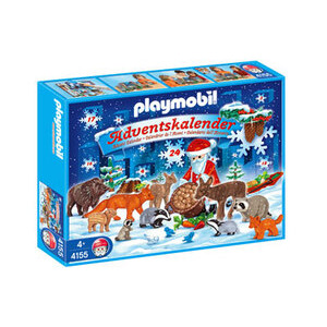 Photo of Playmobil - Advent Calendar - Animal Feeding Time Toy