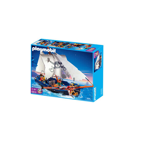 Playmobil - Pirate Corsair 5810