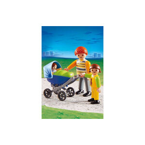 Photo of Playmobil - Dad With Stroller 4408 Toy
