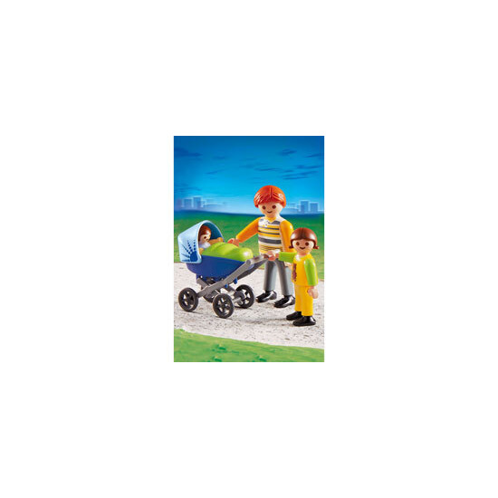 Playmobil - Dad with Stroller 4408