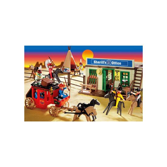 Playmobil - Western Set