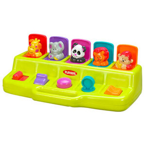 Photo of Playskool - Busy Poppin Pals Toy