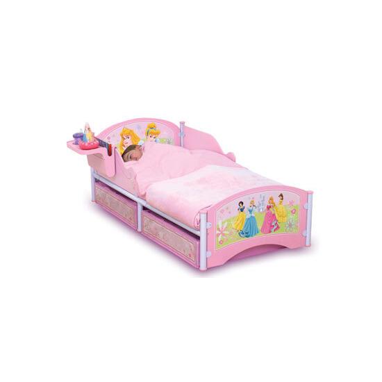 Disney Princess Toddler Bed