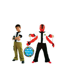 Ben 10 Reversible Costume Reviews