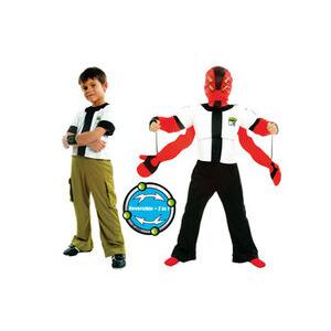 Photo of Ben 10 Reversible Costume Toy