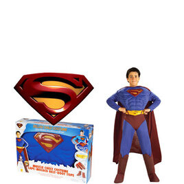 Deluxe Superman Action Wear - Medium Reviews