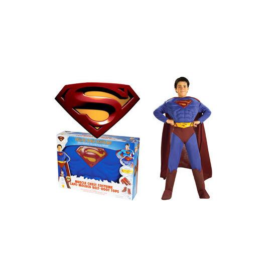 Deluxe Superman Action Wear - Medium