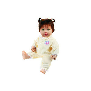 Photo of Baby So Real - Straight Brown Hair Toy