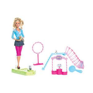 Photo of Barbie Love Me 3 Triple Tricks Toy