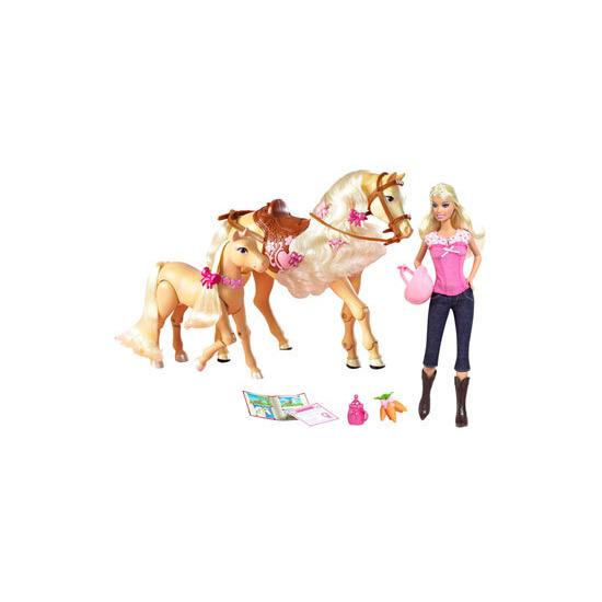 Barbie Horse & Colt
