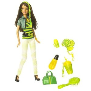 Photo of Barbie Candy Glam Doll - Teresa Toy
