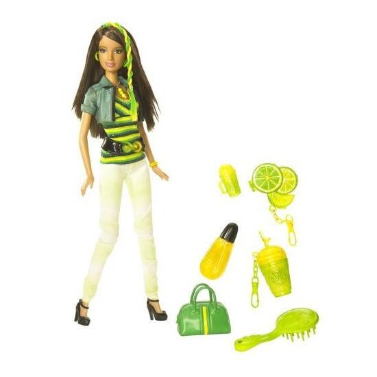 Barbie Candy Glam Doll - Teresa