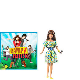 Camp Rock Music Doll - Mitchie Reviews