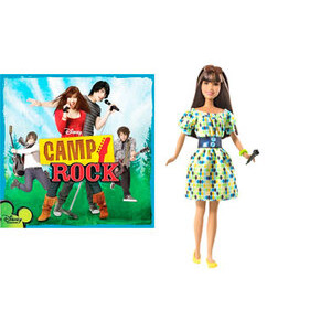 Photo of Camp Rock Music Doll - Mitchie Toy