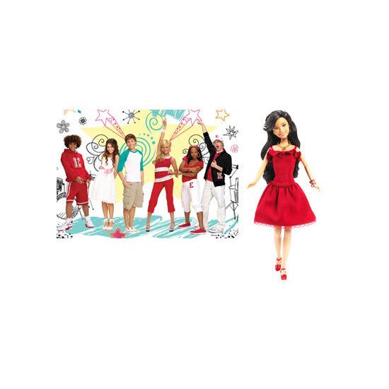 High School Musical Classic Doll - Gabriella