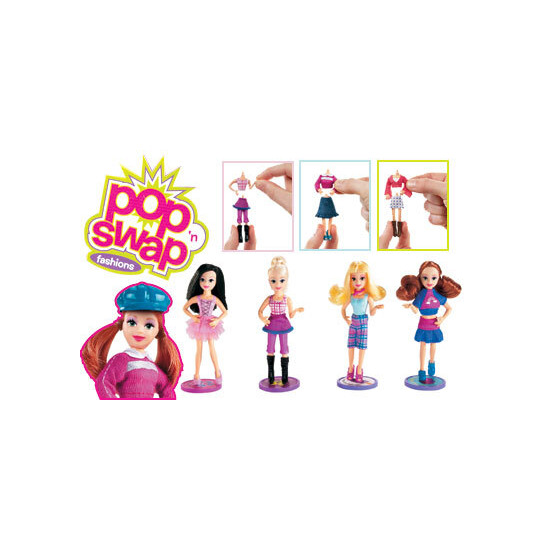 Polly Pocket Pop 'n' Swap Fashion Starter Set