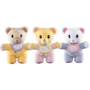 Photo of Li'L Luvables Baby Bears Toy