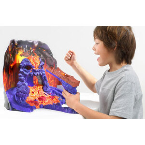Photo of Hot Wheels - Volcano Shoot Out Toy