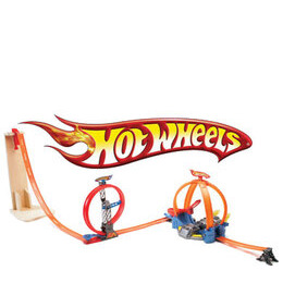 Hot Wheels Trick Tracks Power Loop Reviews