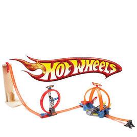 Hot Wheels Trick Tracks Power Loop Reviews