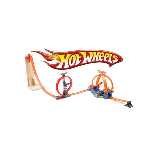 Hot Wheels Trick Tracks Power Loop
