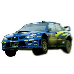 Photo of Scalextric - Subaru Impreza WRC Toy